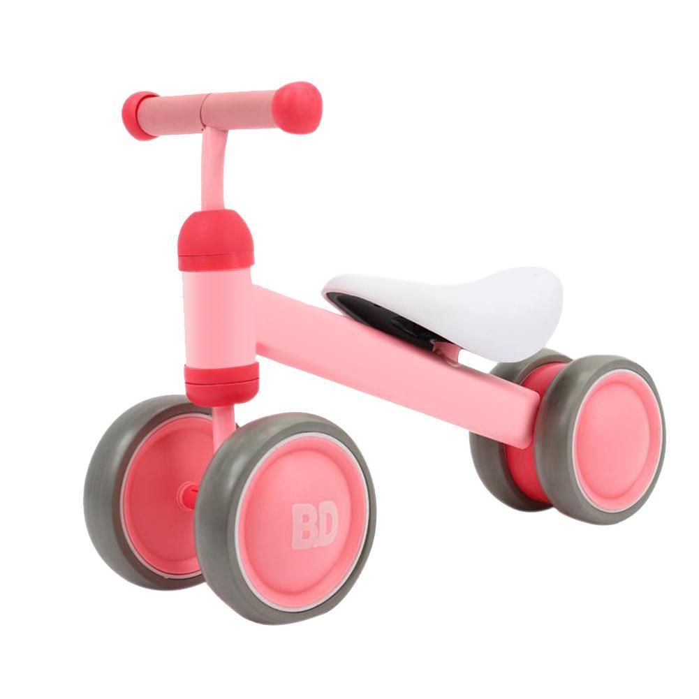 Enfants trois roues Balance vélo bébé marcheur 1-3 ans enfants Scooter haute qualité pas d'équilibre de pédale voiture bébé jouets cadeau