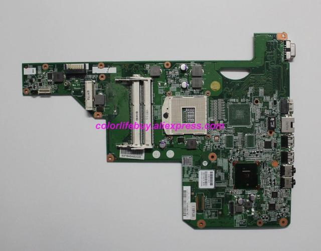 Genuine 615849 001 629122 001 Laptop Motherboard Mainboard for HP G72 G72T B00 Series NoteBook PC