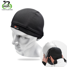 WOSAWE Cycling Cap Quick Dry Bike Men Woman Outdoor Sports Summer Breathable Running MTB Bicycle Riding Head Hat  Inner
