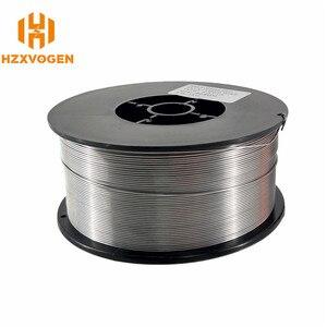 Image 3 - HZXVOGEN 미그 와이어 가스 스테인레스 스틸 와이어 가스 레스 E71T GS 플럭스 코어 와이어 0.8mm 1.0mm 1 롤 미그 용접 액세서리