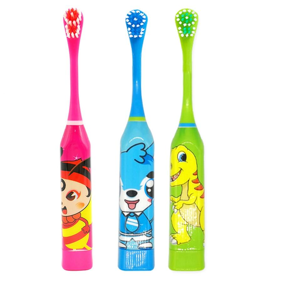 Купить детская электрическая зубная щетка прорезыватель для обучения