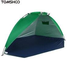 TOMSHOO namiot 4 pory roku na zewnątrz sportu zawodowego namiot dla wędkarzy piknik BBQ Beach Park Kempingowy namiot rodzinny