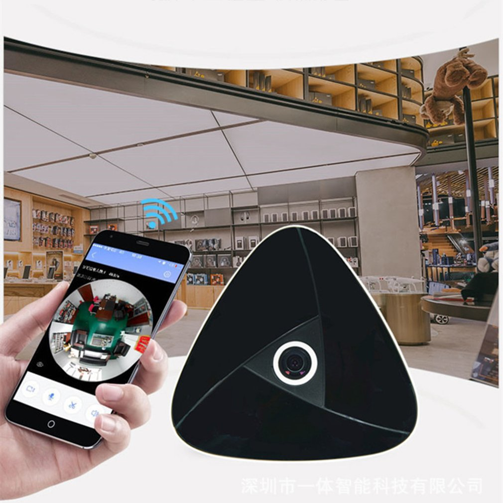 Wireless Wifi Panoramic Camera Card Cloud Storage Mobile Phone Remote 300wWireless Wifi Panoramic Camera Card Cloud Storage Mobile Phone Remote 300w