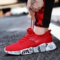 Модная мужская повседневная обувь, легкие дышащие удобные кроссовки для взрослых, мужская обувь высокого качества, большие размеры, Zapatos de ...