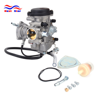 Carburetor For YAMAHA Bruin 350 2004 2006 Big Bear KODIAK 400 00 06 Grizzly 350 07 11 Grizzly 450 2007 2012 Wolverine 450 07 10