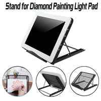 A4 LED Diamond Painting Light Pad Holder 5D DIY Diamond Painting Accessories Diamond Embroidery Cross Stitch Metal tools