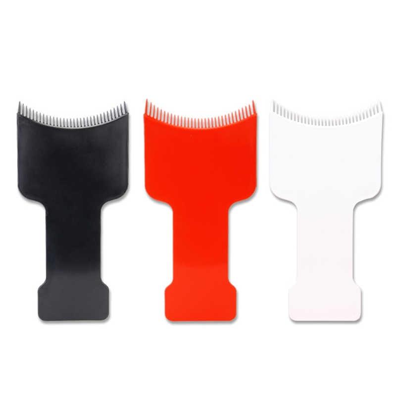 Профессиональный аппликатор для волос, Раскрашивание волос в салонах, разные цвета, модные Инструменты для укладки волос