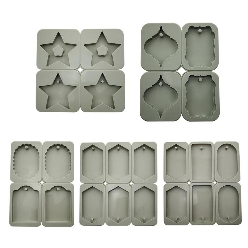 DIY Silicone Candles Aromatherapy Wax Mould Cerative Soap Flowers Mold Clay Crafts Ornaments Mould Silicone Soap Mold Wax