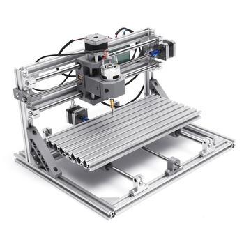 DIY Mini CNC Router Laser Machine 3 Axis 3018 GRBL Controle Pcb Pvc Frezen Hout Router Hout Router Lasergravure-in Hout Router van Gereedschap op