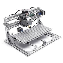 DIY Mini CNC Router Laser Machine 3 Axis 3018 GRBL Control Pcb Pvc Milling Wood