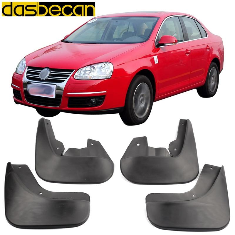 Lamas do carro Jetta Bora Sagitar Vento A5 2005-2011 Para Volkswagen Carro Acessórios Fender Proteção Contra Respingos Painéis 2005 2006