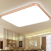 12W/18W/24W LED Panel Light 30*30CM Mounted AC85 265V Indoor Acrylic Ceilling Lamp Morden Luxury Style Livingroom Bedroom Decor