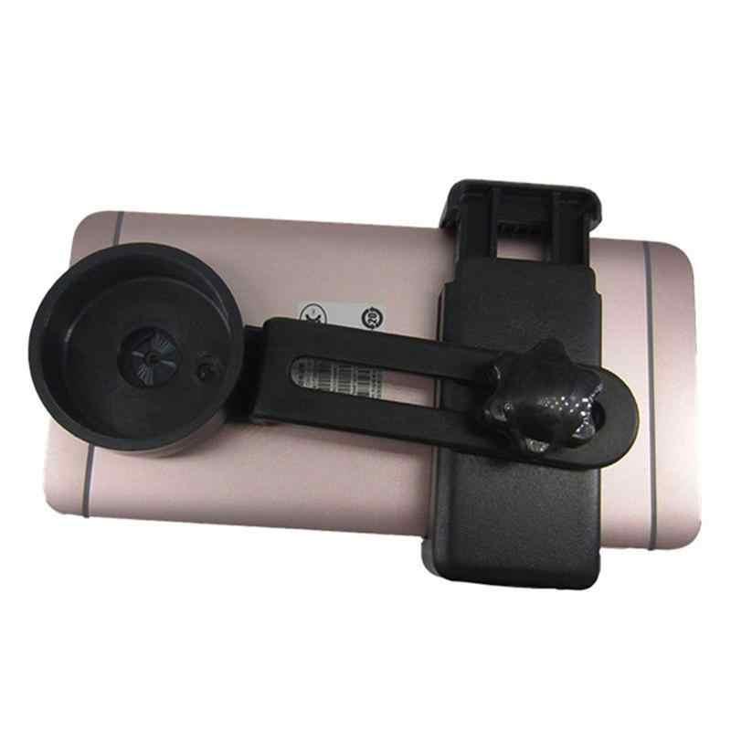 Lentille de télescope monoculaire haute puissance HD double portée de prisme de mise au point universelle pour Smartphone