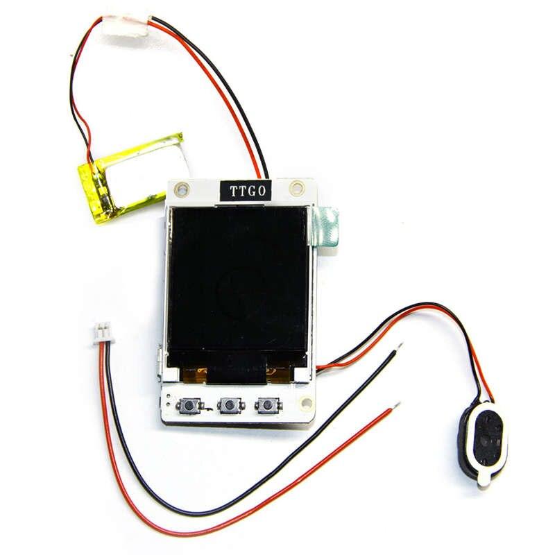 Image 5 - Ttgo Ts V1.4 Esp32 Tft Microsd Card Slot Speakers Mpu9250 Bluetooth Wifi Module 1.8Inch/1.44Inch-in Circuits from Consumer Electronics
