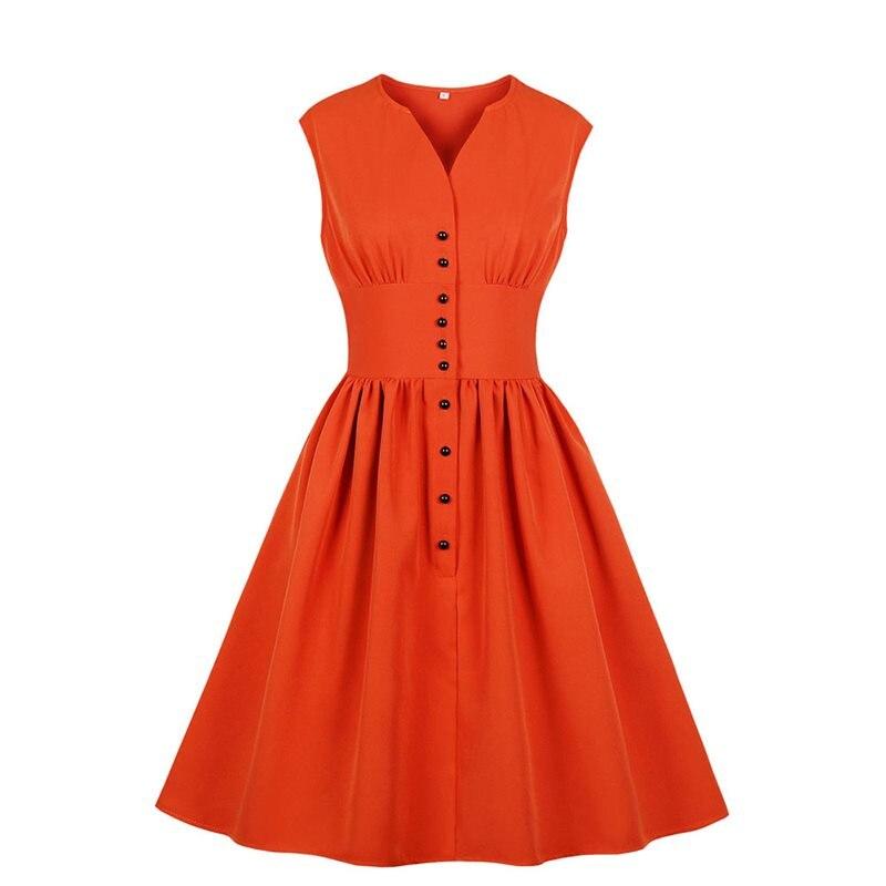 Sisjuly femmes grande taille Vintage robe Style élégant doux décontracté une ligne été stylé plissé sans manches Midi rétro robes