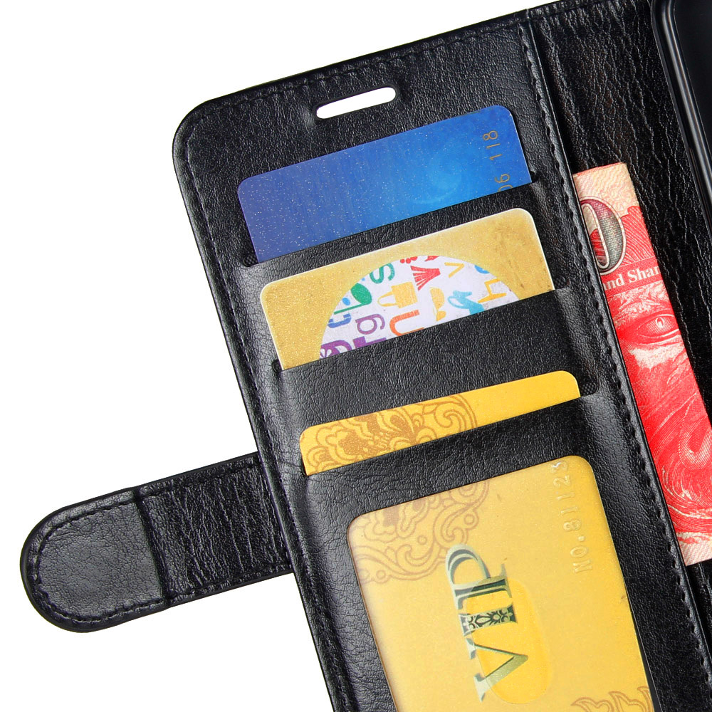 JONSNOW For Cubot X19 5 93 quot Wallet Leather Case with Card Slots and Stand Luxury PU Leather Cover Protective Cases Capa Fundas in Wallet Cases from Cellphones amp Telecommunications