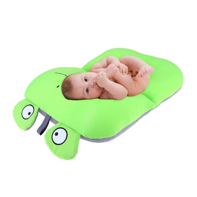 Baby Badewanneneinsatz Sitz Neugeborene Dusche Mesh für Badewanne