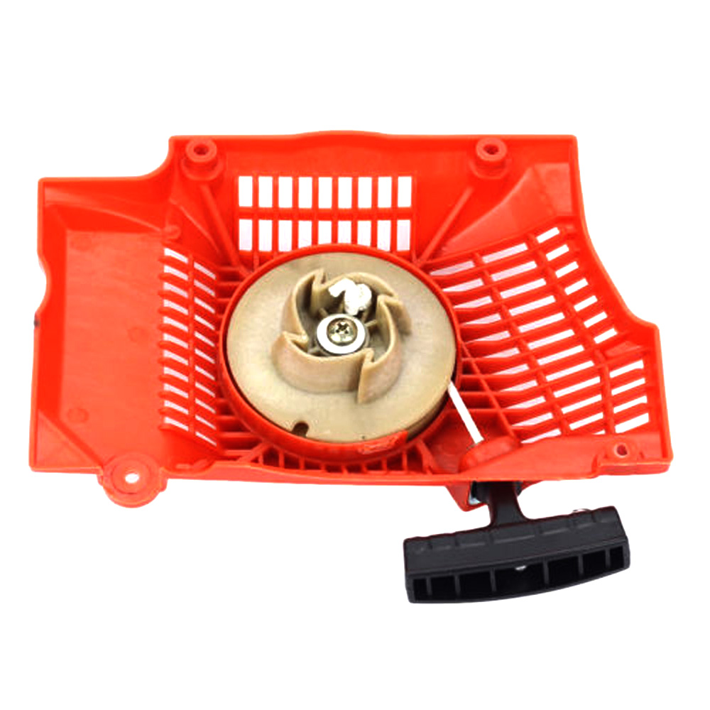Recoil Pull Starter Device Fit For Husqvarna 362 365 371 372, 372XP ChainsawRecoil Pull Starter Device Fit For Husqvarna 362 365 371 372, 372XP Chainsaw