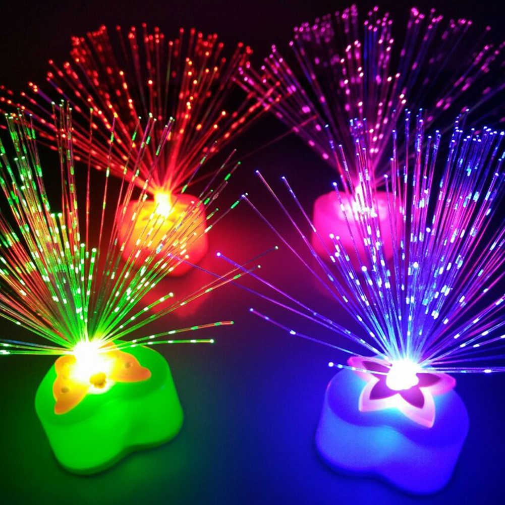 Garden Party Lighting UV Living Room Decoration Room Holiday Proposal Candle Light Bedroom Decor Lamp Plastic Wedding Festival