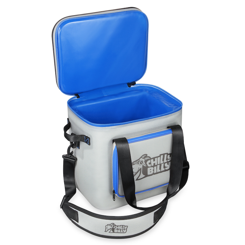 GZLBO Picnic bag for Camping and Hiking 24 cans Portable Soft Cooler box for sea fishing