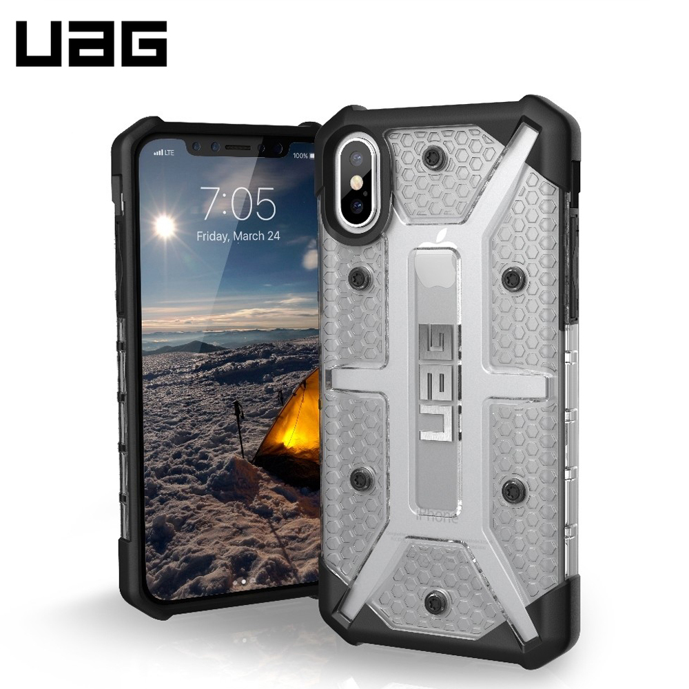 Фото - Mobile Phone Bags & Cases UAG IPHX-L-IC  X  case bag 360 degree round finger ring mobile phone smartphone stand holder