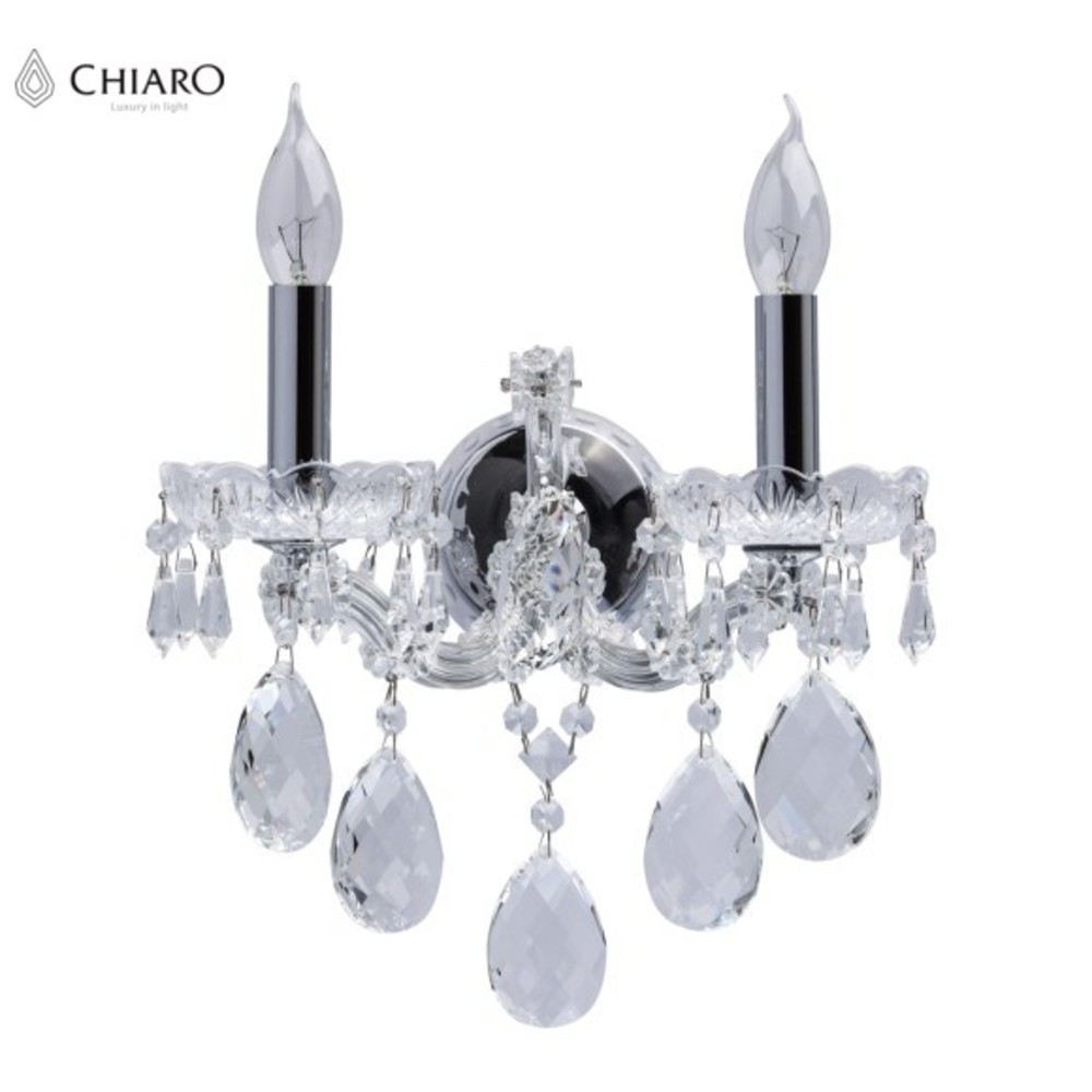 Wall Lamps CHIARO 479021502 lamp Mounted On the Indoor Lighting Lights Spot цены онлайн