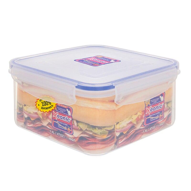 Фото - Lunch box Elan Gallery  1,4 l Xeonic 810001 Tableware пенал dakine lunch box 5 l augusta