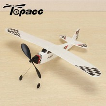 Outdoors Sports Assembly Aircraft Tank Body Plane Powered By Rubber Band Fly Metal Flight Model White Children Kids Fun DIY