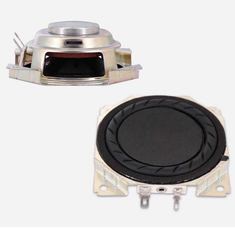 LEORY 3 pulgadas Ultra-Delgado y magnético Bass altavoz de cuerno 20 W 4 ohm altavoz de alta fidelidad Subwoofer altavoz de cuerno súper bajo 80x35mm