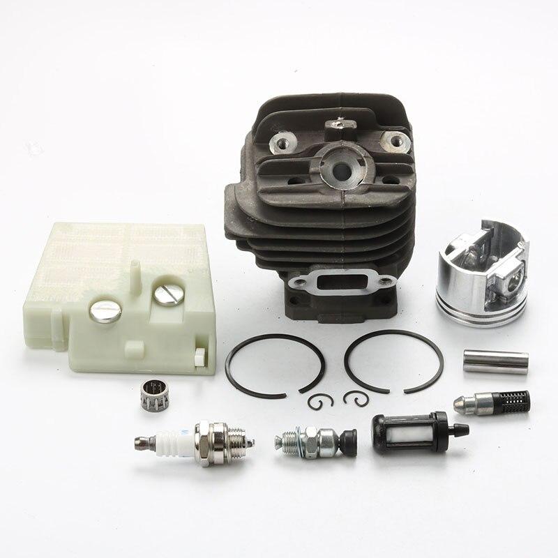 Cilindro de Stihl MS 260 repuestos bujía nueva!!! 026 44 mm