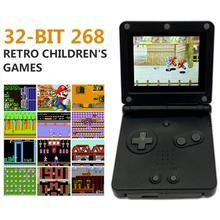 32-bit 268 Retro Children's Game Console Mini GB Handheld