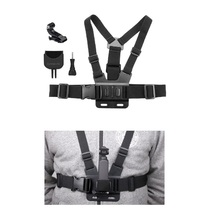 DJI Osmo Pocket 2 Camera Chest Band Strap Multi function Expansion Adapter Mount Backpack Clamp Belt Handheld Gimbal Accessories