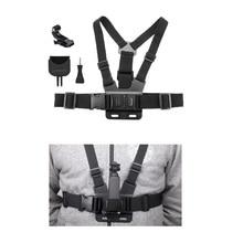 DJI Osmo Pocket 2 Camera opaska na klatkę piersiową pasek wielofunkcyjny Adapter rozszerzający uchwyt plecak zacisk pas kardana ręczna akcesoria