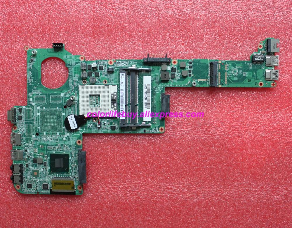 Genuine A000175320 DABY3CMB8E0 HM76 Laptop Motherboard Mainboard for Toshiba L840 L845 Notebook PC-in Laptop Motherboard from Computer & Office