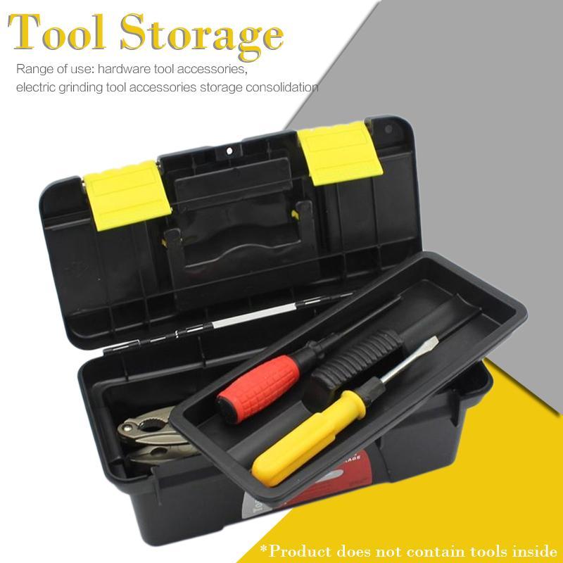 Multi-funktion Toolbox Haus Fahrzeug Wartung Hand-gehalten Kunst Hardware Lagerung Box Reparatur Werkzeug Box Fall Werkzeug Organisatoren Werkzeuge