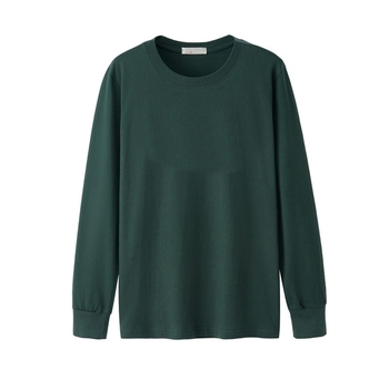 Men Tshirt Long Sleeve Full Winter Autumn Plus Size Big Xxxxl 5XL 6XL Casual Plain