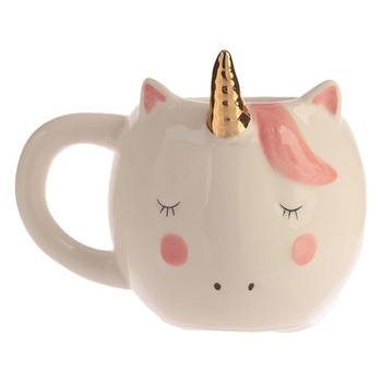 Cute Ceramic Unicorn Coffee Cup