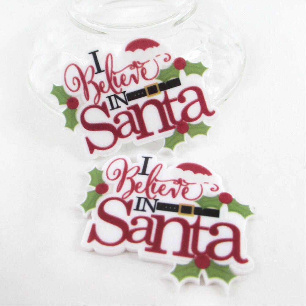 Рождественские украшения плоской задней плоское украшение из смолы diy украшения ремесла аксессуары, ручной работы материалы, свадебный подарок обёрточная бумага, 5Yc247
