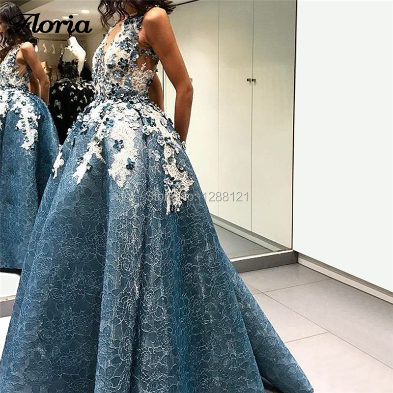East Middle Design Backless Evening Dresses Robe De Soiree Handmade Cut Out Dubai Prom Dress 2019 New Aibye Arabic Party Gowns