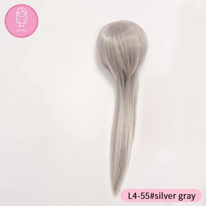 Парик для Teenie Gem Trond & Kivi Elves Lux & VoloBJD кукла бесплатная доставка bjd парик 7-8 дюймов 1/4 Белла девочка кукла с челкой модницы