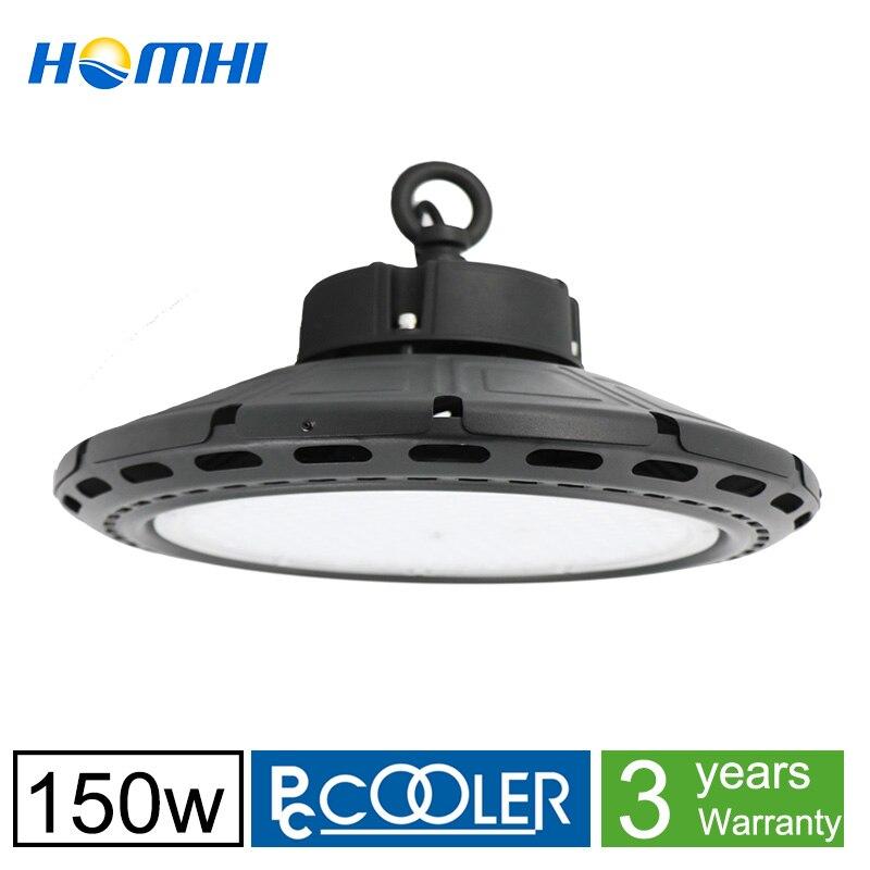 Lampen industrieel Bouwlamp werkstatt luminaire LED taller de 150 w UFO lampes éclairage industriel garage pour atelier haute bay