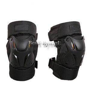 YG 2 Pair Motorcycle Knee Prot