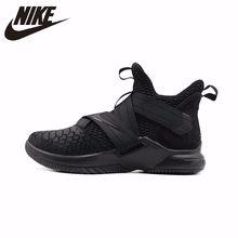 1ffb08a1754 NIKE LEBRON SOLDIER XI SFG LBJ Originele mannen Basketbal Schoenen Hoge Cut  Sneakers Comfortabele Ademende Schoenen