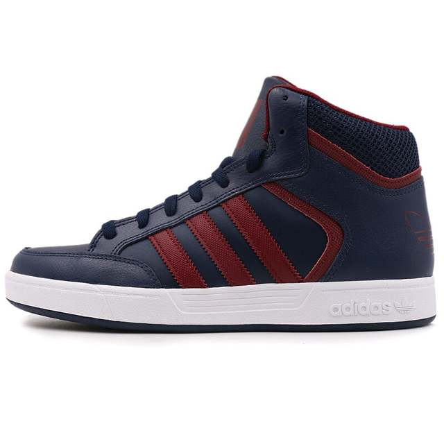 Official Original Adidas Originals Thread VARIAL MID Men's Skateboarding Shoes Sneakers High Top Lace up Encapsulated Leisure