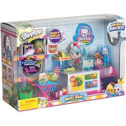 Generi alimentari Giocattoli ALCE 11008210 cesto sedia a rotelle negozio bambino mini trolley registratore di cassa ragazza di gioco del gioco del giocattolo