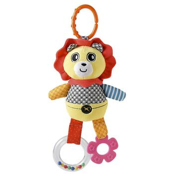 Baby Appease Stroller Hanging Toys Teether Rattle Cute Plush Multicolor Crib < 3 years old Pendant