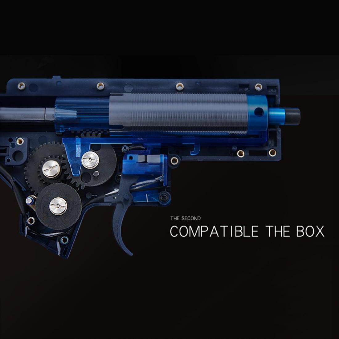Rowsfire 1/5 Pcs Module de vitesse Non réglable dent en acier pour boîte de vitesses FB Gerbox et Jiqu-noir