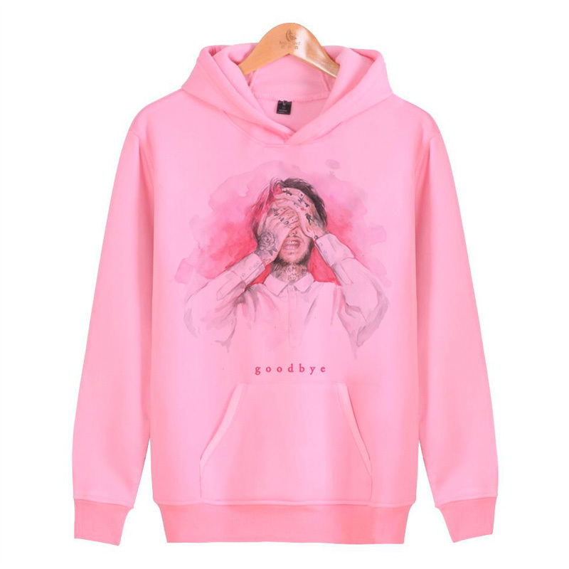 Rip Lil Peep Hoodies Lover Winter Sweatshirts Pullover Harajuku Casual Man/Women Long Sleeve Cry Baby Fashion Hooded Male/female
