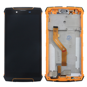 Image 2 - ocolor For Cubot King Kong 3 LCD Display and Touch Screen With Frame +Film Assembly Replacement +Tools For Cubot King Kong 3