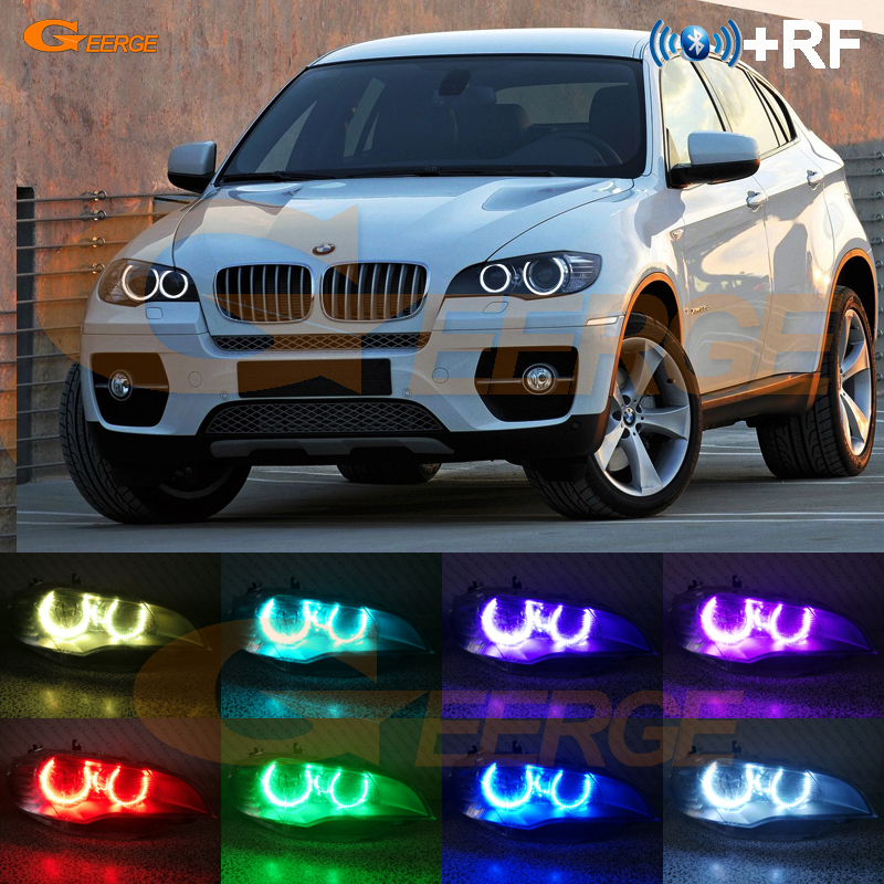 Rear Right Bumper Fog Light Reflector for BMW X6 E71 E72 63147187220 2008-2014